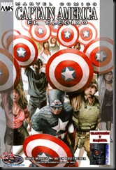 P00006 - Capitan America - The Chosen #6