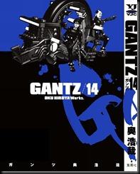 P00014 - Gantz - Tomo howtoarsenio.blogspot.com #14