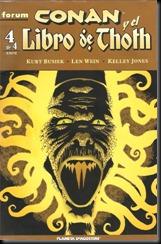 P00004 - Conan - El libro de Thoth #4