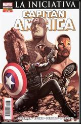 P00028 - Capitán América  Panini v6 #28