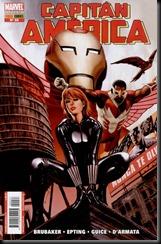 P00033 - Capitán América  Panini v6 #33