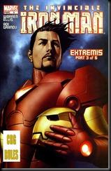 P00003 - Iron Man Extremis  howtoarsenio.blogspot.com.com v4 #3