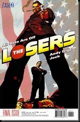 P00032 - Los Perdedores #32