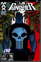 P00020 - Punisher #61