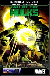 P00006 - Fall Of The Hulks #606