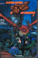 La ultima historia de los Vengadores 02
