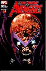 P00044 - 44 - Decimation - Avengers #20