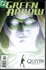 P00007 - Green Arrow v3 #7