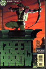 P00011 - Green Arrow v3 #11