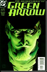 P00020 - Green Arrow v3 #20