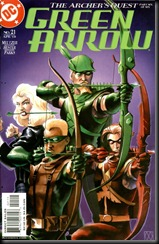 P00021 - Green Arrow v3 #21
