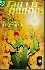 P00038 - Green Arrow v3 #38