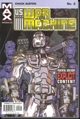 P00002 - US War Machine v1 #2