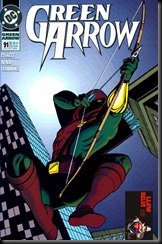 P00079 - Green Arrow v2 #91