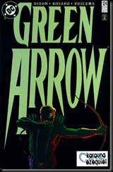 P00113 - Green Arrow v2 #124
