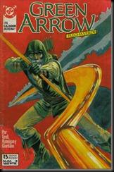 Flecha Verde 03