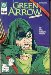 P00005 - Green Arrow v2 #5