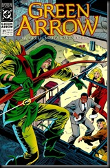 P00023 - Green Arrow v2 #32