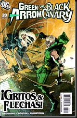 P00021 - Green Arrow y Black Canary #20