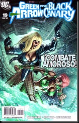P00020 - Green Arrow y Black Canary #19