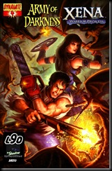 P00004 - Army of Darkness - Xena #4