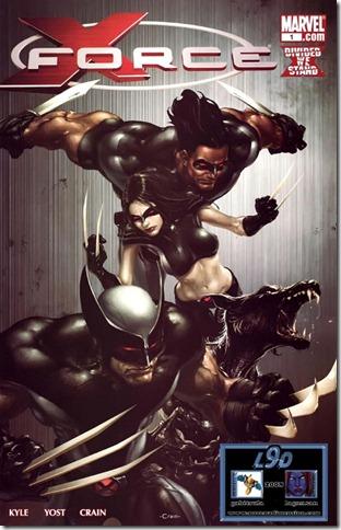 03-11-2010 - X-Force #1