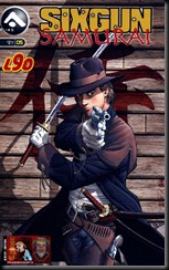 P00005 - Sixgun Samurai #5
