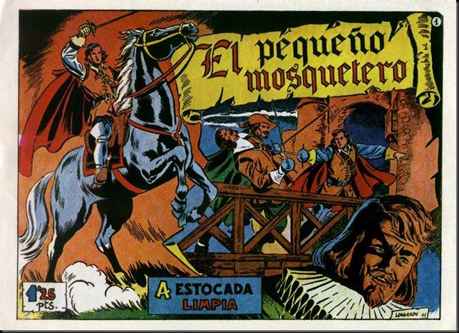 26-10-2010 - El Pequeño Mosquetero