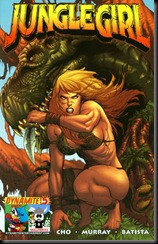 P00006 - Jungle Girl vol I #6