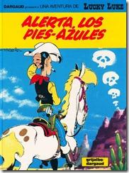P00010 - Lucky Luke  - Alerta #10