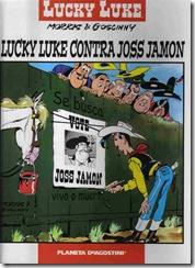 P00011 - Lucky Luke  - Lucky Luke contra Joss Jamon #11