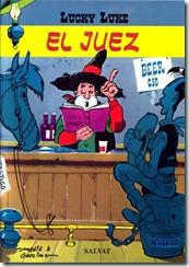 P00013 - Lucky Luke  - El juez #13