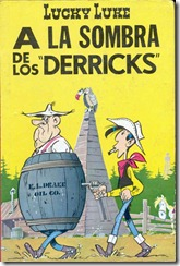 P00018 - Lucky Luke  - Petroleo #18