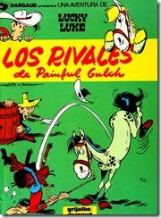 P00019 - Lucky Luke  - Los rivales de Painful Gulch #19