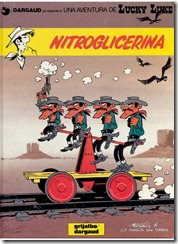 P00056 - Lucky Luke  - Nitroglicerina #57
