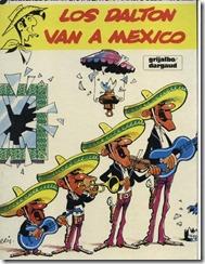 P00031 - Lucky Luke  - Los Dalton van a Mexico #31