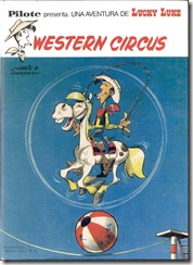 P00036 - Lucky Luke  - Western circus #36