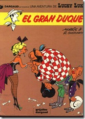 P00040 - Lucky Luke  - El gran duque #40