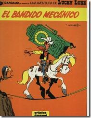 P00048 - Lucky Luke  - El bandido mecanico #48