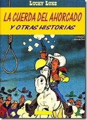 P00050 - Lucky Luke  - La cuerda del ahorcado y otras historias #50