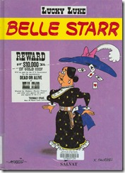 P00061 - Lucky Luke  - Belle Starr #64