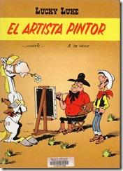 P00065 - Lucky Luke  - El artista pintor #69