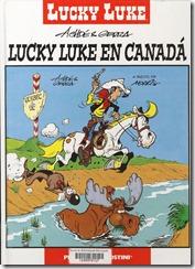 P00067 - Lucky Luke  - Lucky Luke en Canada #71