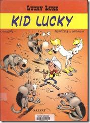 Lucky Luke - Kid Lucky