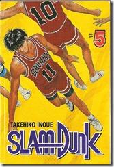 P00005 - Slam Dunk #5