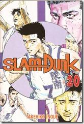 P00020 - Slam Dunk #20
