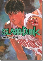 P00022 - Slam Dunk #22