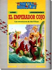 P00005 - Las aventuras de Alef-Thau  - El emperador cojo.howtoarsenio.blogspot.com #5