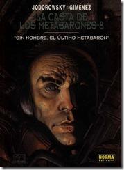 P00009 - La casta de los Metabarones  - Sin nombre #8