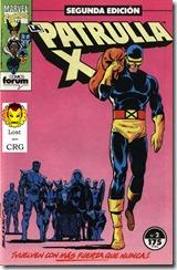 P00015 - 15 - La Saga de Fenix Oscura - Patrulla X v1 #2